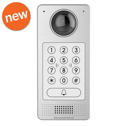 Grandstream GDS3710 Video SIP Intercom/Access Control, Vandal Proof