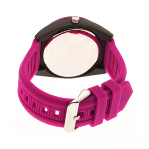 Crayo Praise Unisex Watch - Fuchsia/Charcoal - CRACR3607