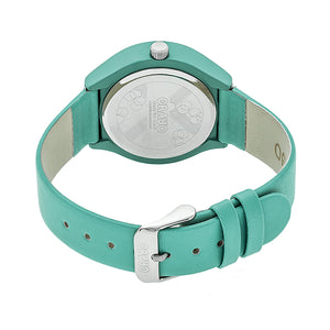 Crayo Atomic Unisex Watch - Turquoise - CRACR3505