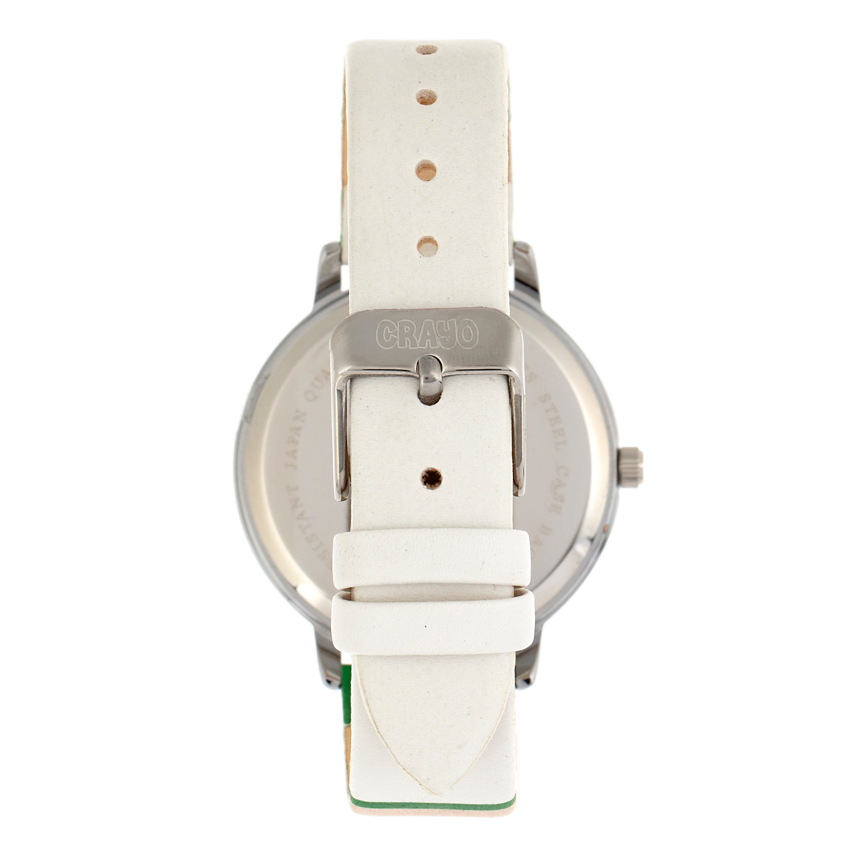 Crayo Swing Unisex Watch - Mint - CRACR5702