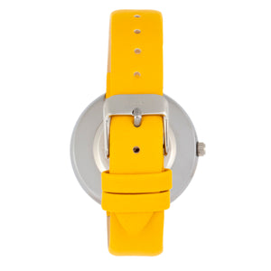 Crayo Metric Unisex Watch - Yellow  - CRACR5805