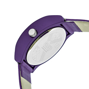 Crayo Atomic Unisex Watch - Purple - CRACR3507