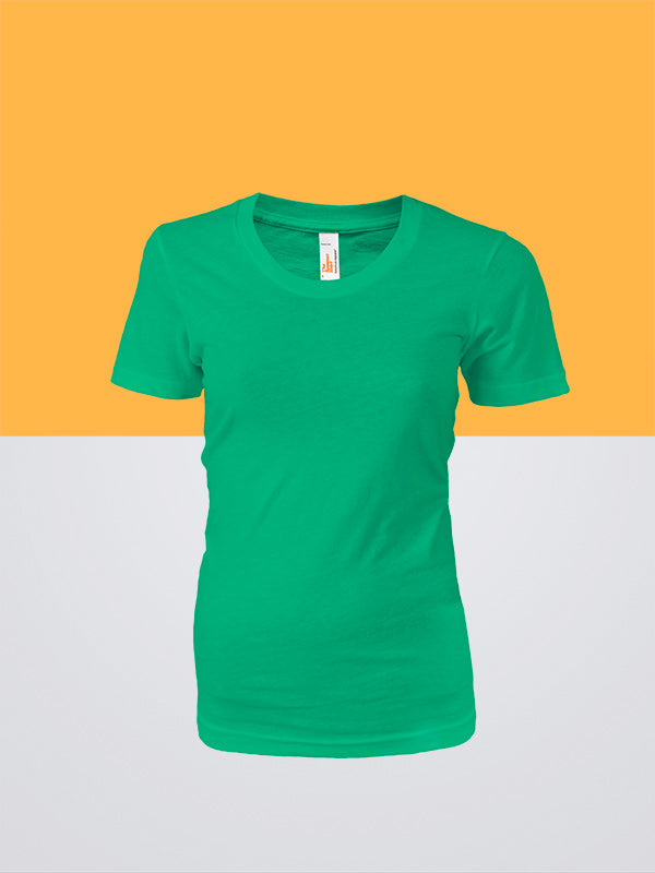 blank t-shirt template with original label