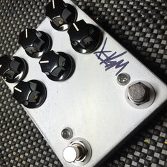 Will Sledge FX WSFX Custom 5 Knob Fuzz & Boost