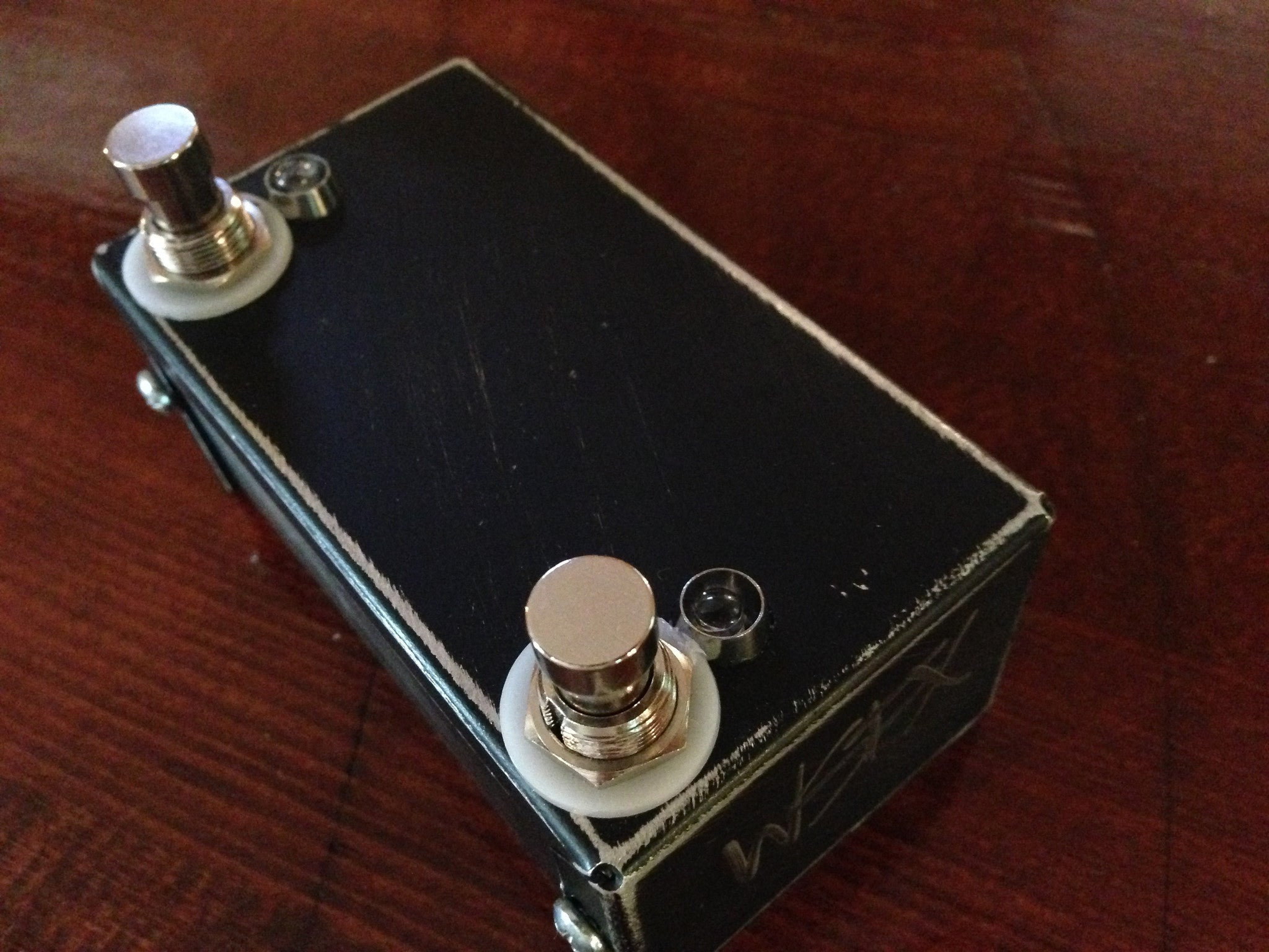 Custom True Bypass Looper