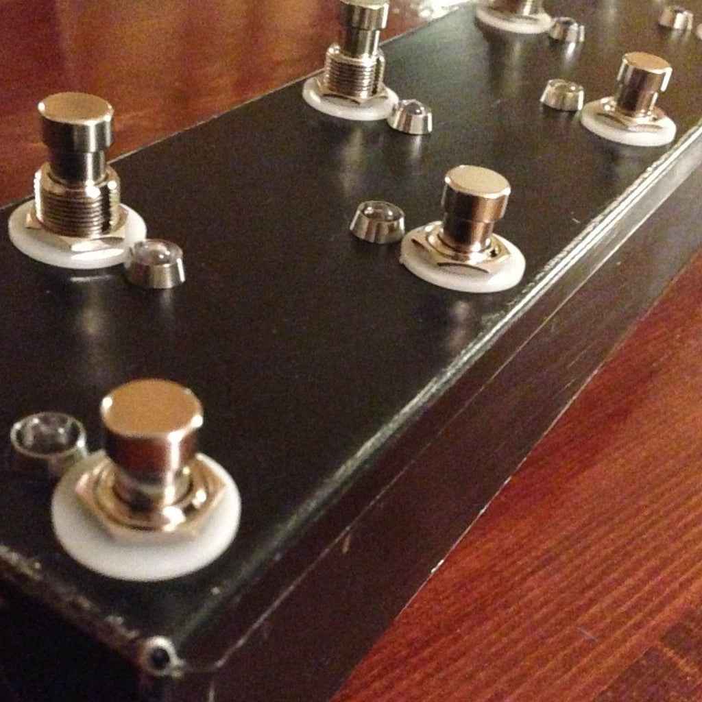 10 Channel True Bypass Looper