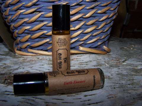 Earth Essence Herbal Perfume