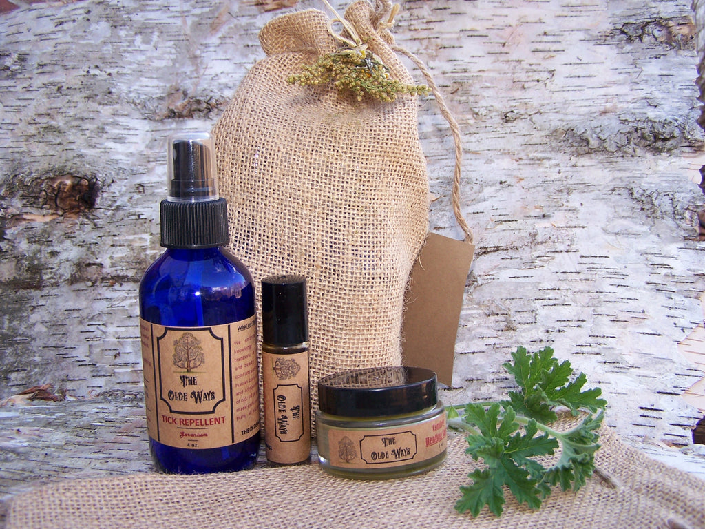 Tick Repelling Gift Set