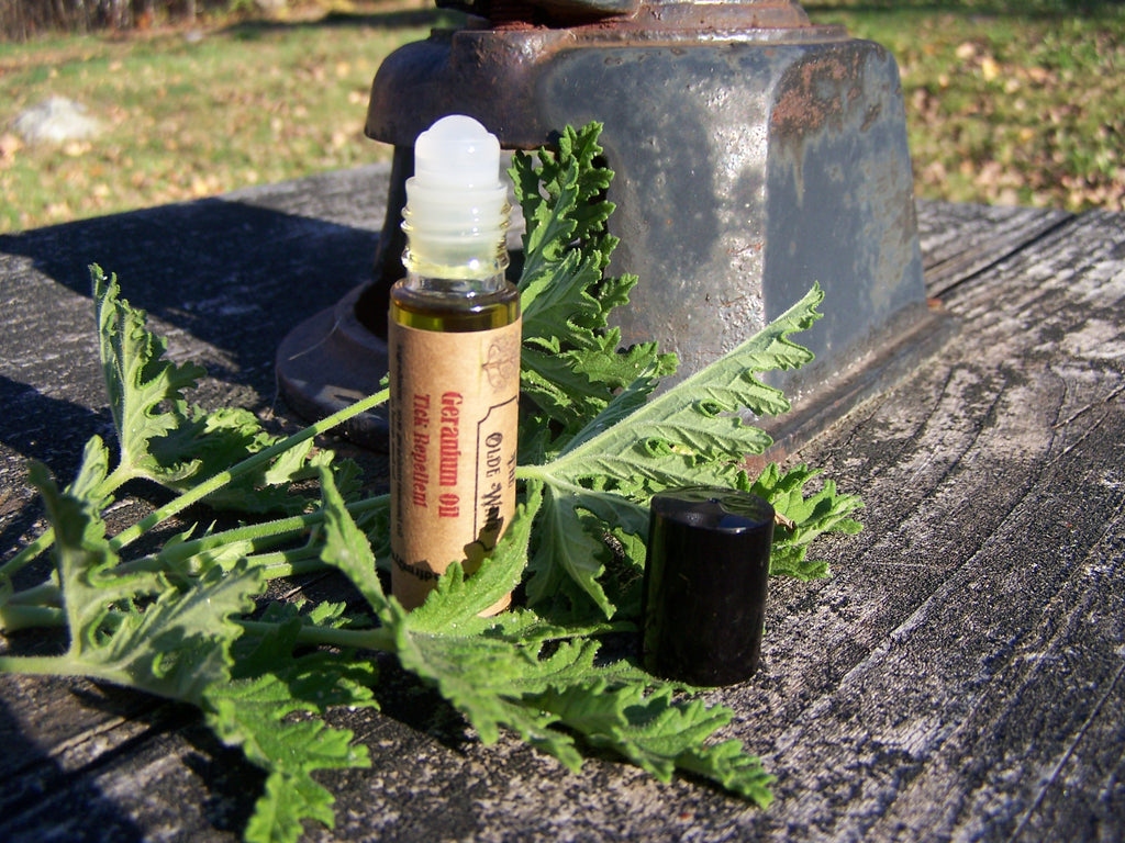 Geranium Oil - Tick Repellent Roll-on