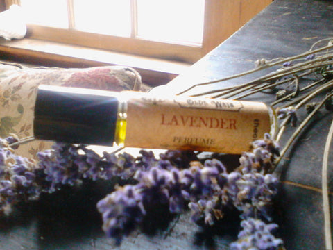 Lavender Roll-on Perfume