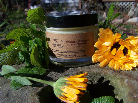 Sweet Melissa Body Butter