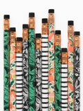 Rifle Paper Co. Folk Assorted Writing Pencils
