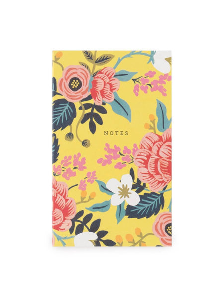 Rifle Paper Co. Birch Floral Pocket Notepad