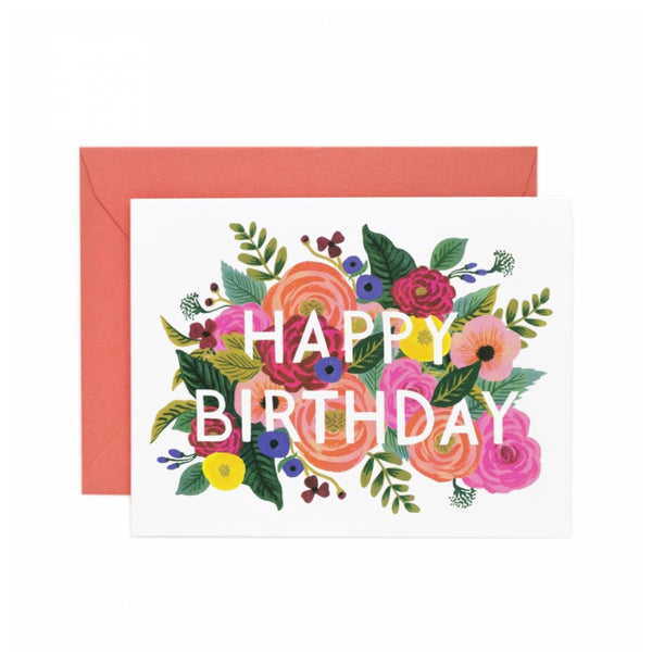 Rifle Paper Co. Birthday Greeting Card