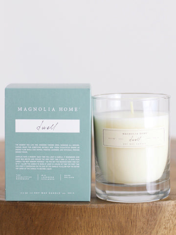 Magnolia Home Candle Collection - Dwell