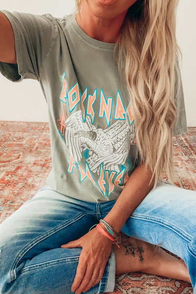 Rock N Roll Forever Graphic Tee