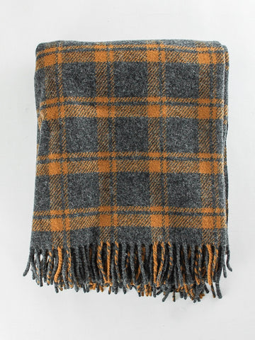 Pendleton Eco-Wise Wool Fringed Throw