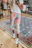 French Terry Tie Dye Joggers