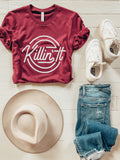 Killin' It Graphic Tee
