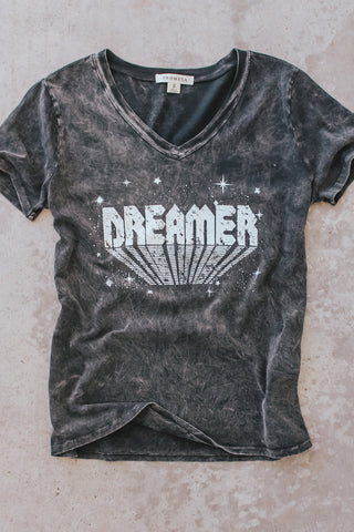 Dreamer graphic tee.