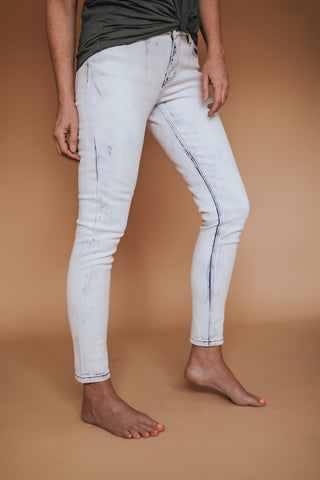 KanCan Acid wash jeans.