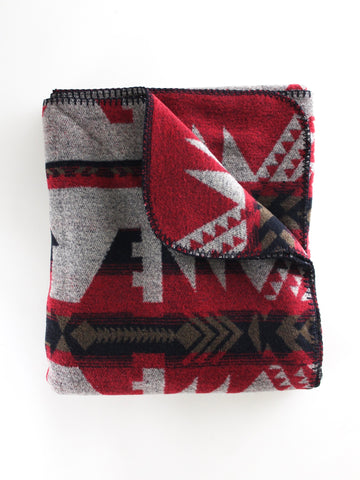 Red River Throw Blanket