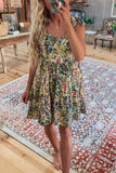 The Happy Hour Floral Print Dress