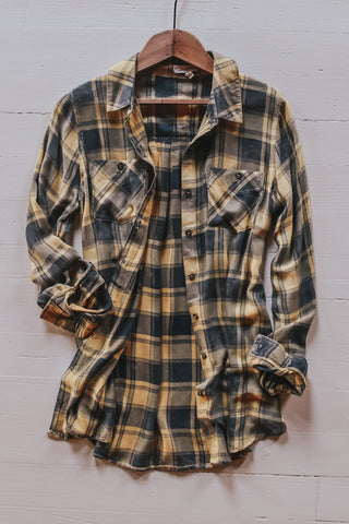 Rodeo Road Plaid Shirt
