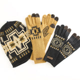 Pendleton Long Jacquard Gloves