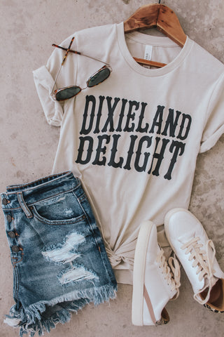 Dixieland Delight Graphic Tee.