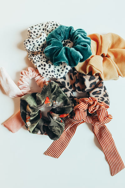 Scrunchie Surprise