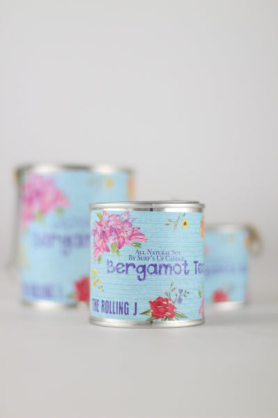 Paint Can Candles
