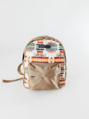 Pendleton Chief Joseph Canopy Canvas Mini Backpack