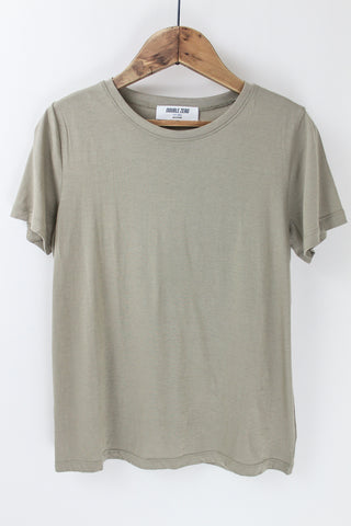 Basic As Can Be Short Sleeve Tee
