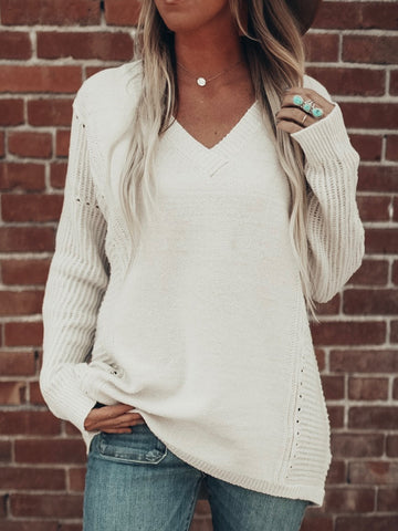 Oversized Essential Sweater