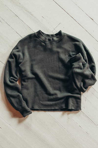Groceries Apparel Heirloom Hemp Sweatshirt