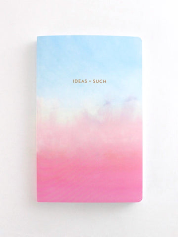 Ideas + Such Notebook