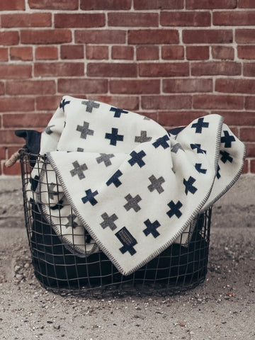 Pendleton Meridian Crossing Throw