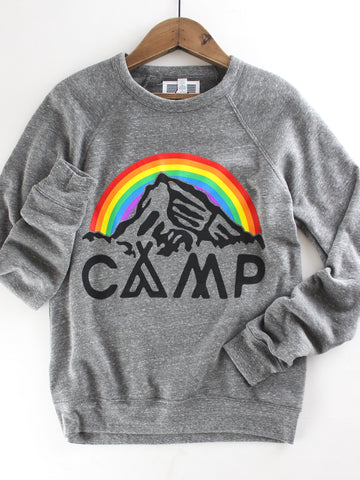 Camp Brand In It Together Crewneck