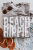 Beach Hippie Sweatshirt.