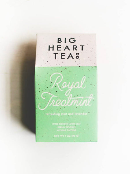 Big Heart Tea Co. - Royal Treatmint