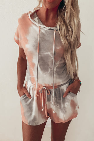 Soft and Cozy Tie dye set.
