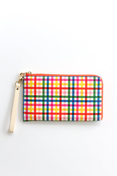 Bando wristlet travel wallet.