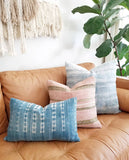 The Blush Toned Throw Pillow Collection