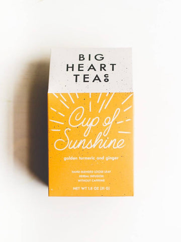 Big Heart Tea Co. - Cup of Sunshine