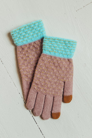 Pop Stitch Touch Screen Gloves