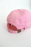 Distressed Bubble Gum Pink Cap