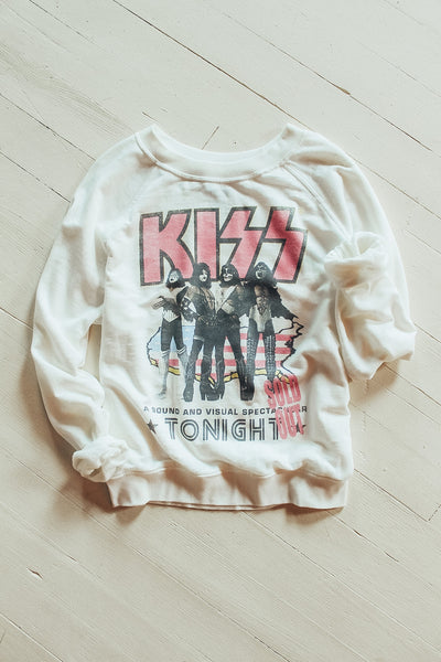 Kiss Sold Out Tour Sweatshirt