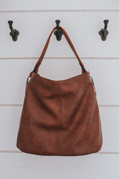 Classic Hobo shoulder bag.