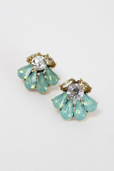 Lillian Crystal Earrings